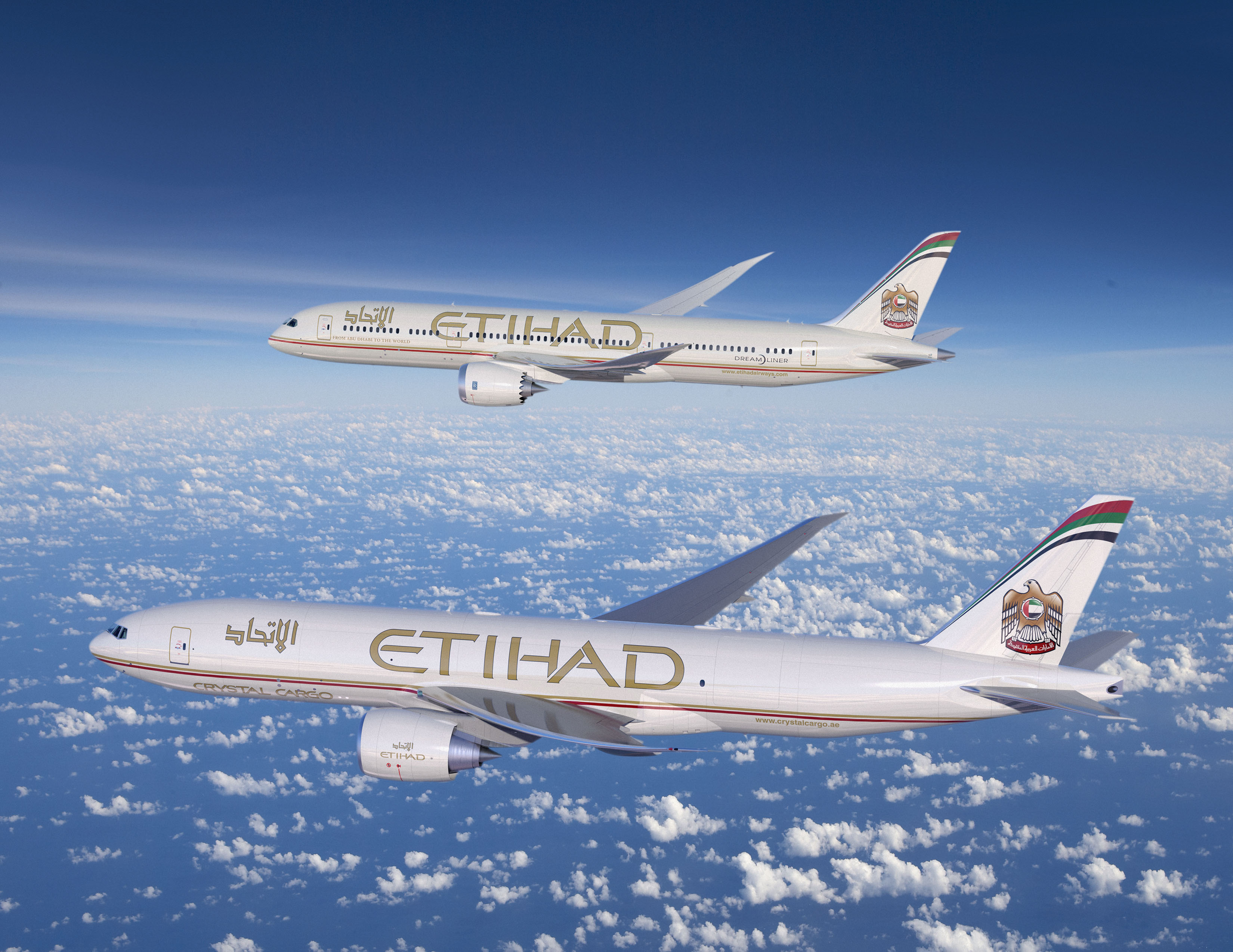 What's it Like To Fly In Etihad Airways First Class?