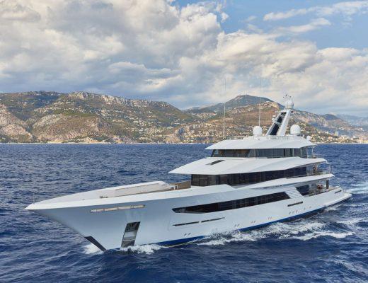 Feadship Yacht Joy