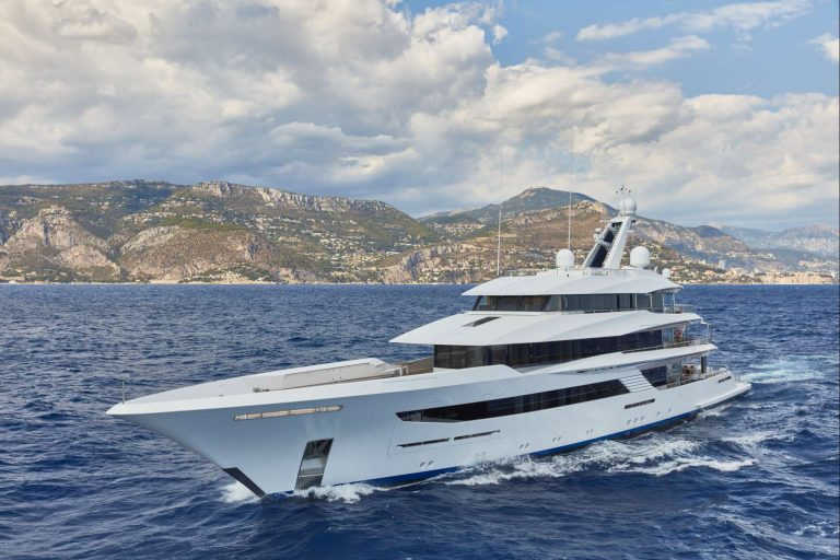 This New Feadship Is A True Joy