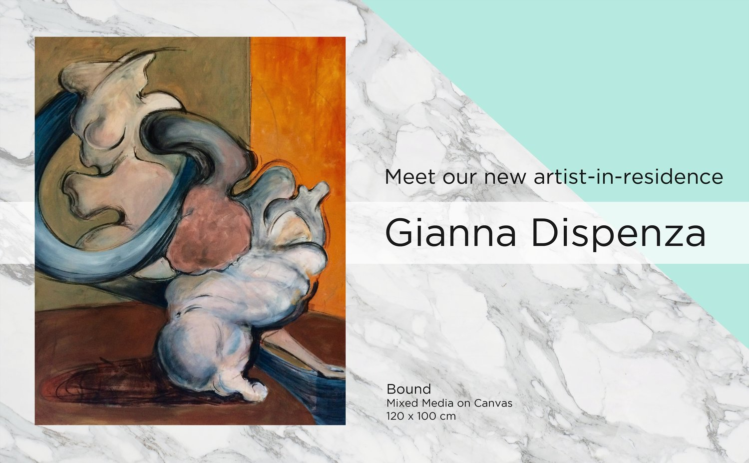 Visit The BAR For The Open Studios of Gianna Dispenza