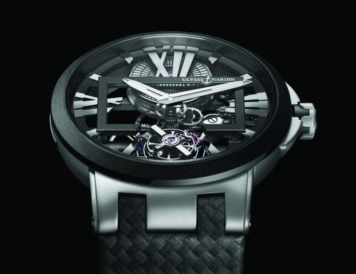 Ulysse Nardin's Executive Skeleton Tourbillon