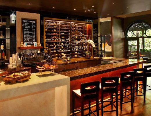 Vinoteca Wine Bar And Espresso Café