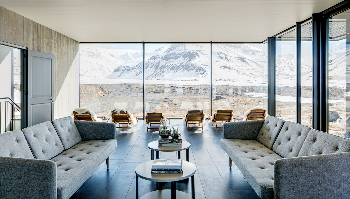 The First Luxury Adventure Lodge to Arrive in Iceland