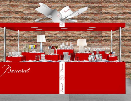 Baccarat Pop-Up Boutique