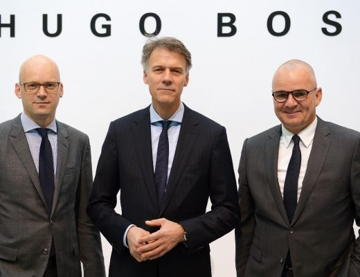 Hugo Boss's Brings Back Sartorial lineage