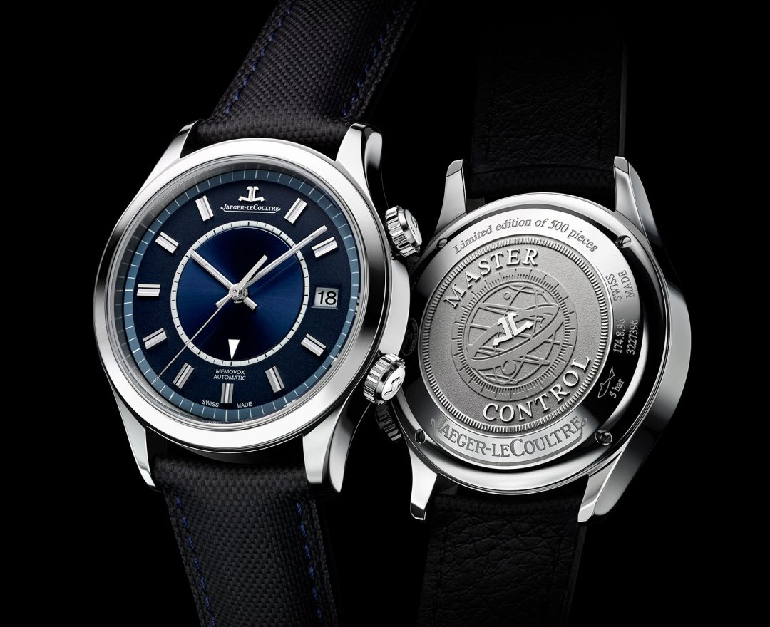 Jaeger LeCoultre's New Master Memovox Timepiece