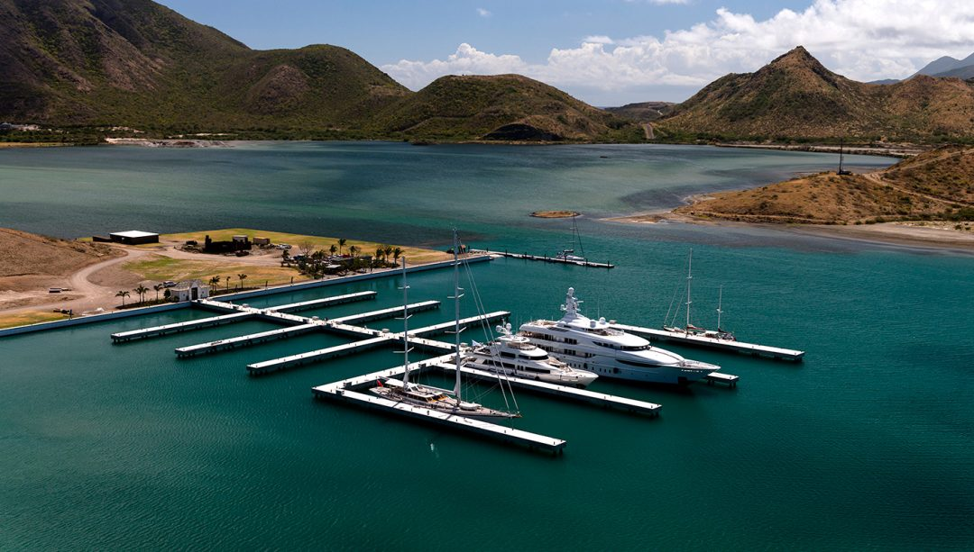 Christophe Harbour's New Superyacht Marina Village Comes to St. Kitts In 2017
