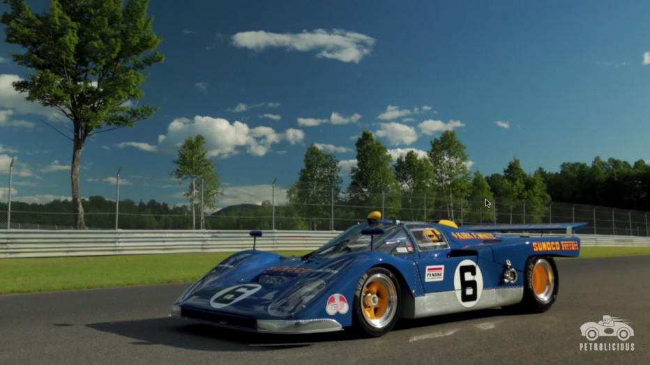The Game Changing Ferrari 512 M