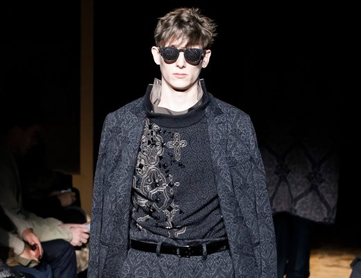 Ermenegildo Zegna Devil May Care Style