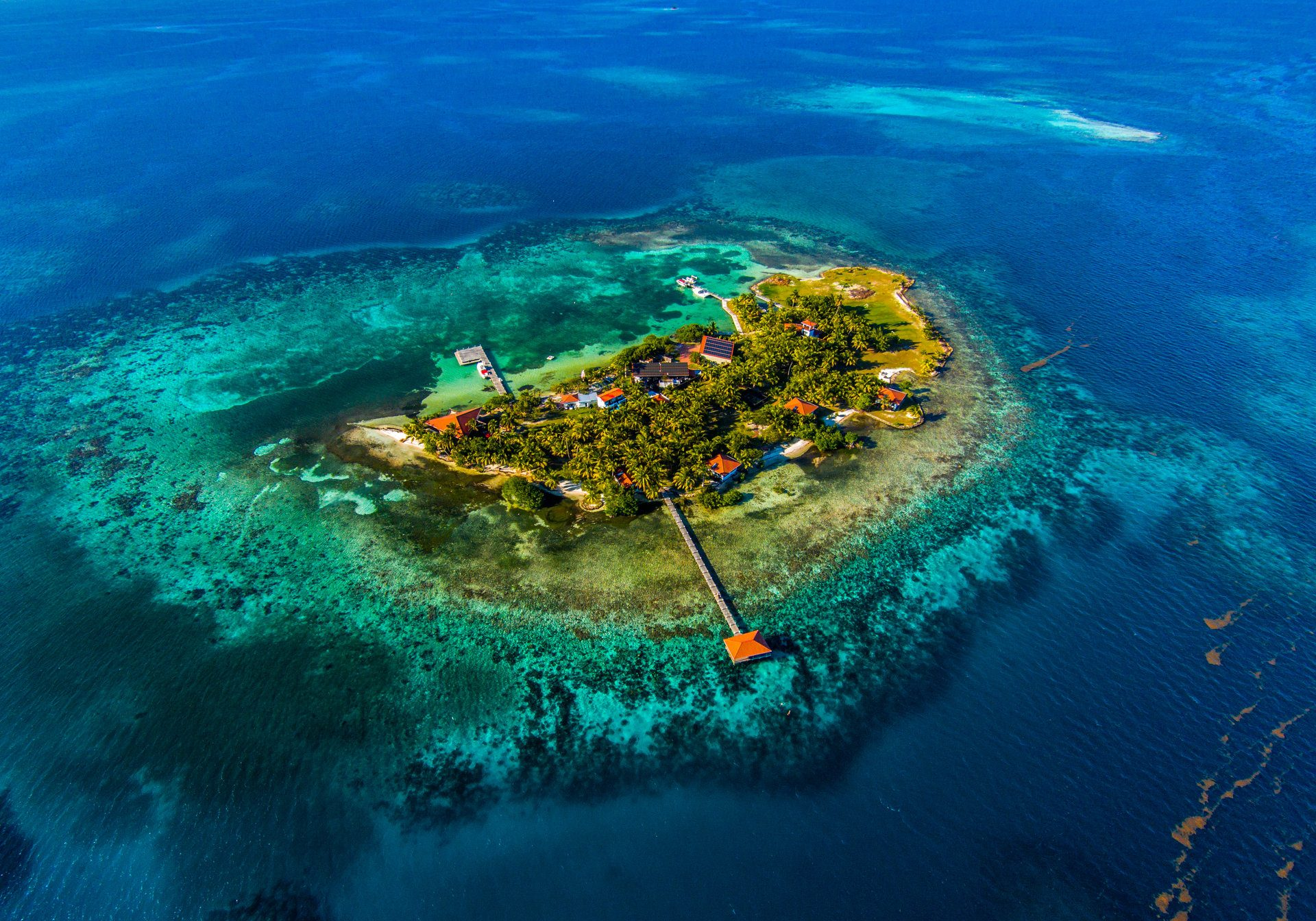 Purchase a Spectacular Private Island Off The Coast of Belize