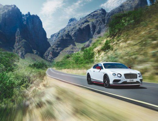 Black Edition Bentley Continental GT V8S