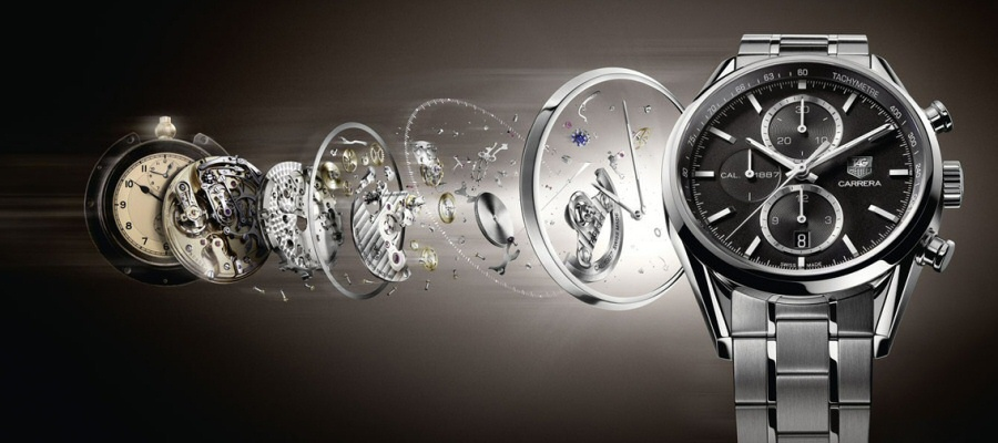 Leading Tag Heuer Watches For 2017