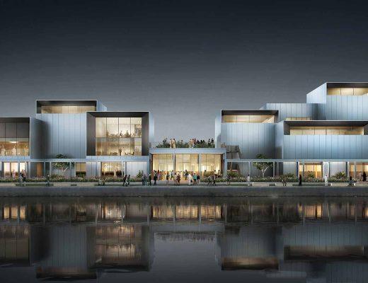 New Jameel Arts Centre in Dubai