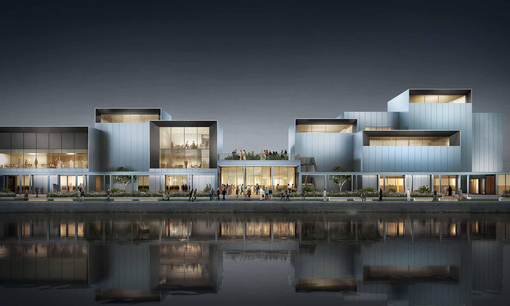 Dubai Culture Village, UAE: Jameel Arts Centre