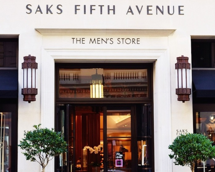 Saks Fifth Avenue's Third New York Showroom