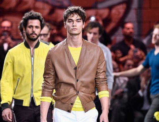 Free Spirited Looks From Hermès 2017 Spring/Summer Collection