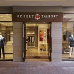 Robert Talbott's Newport Beach Boutique