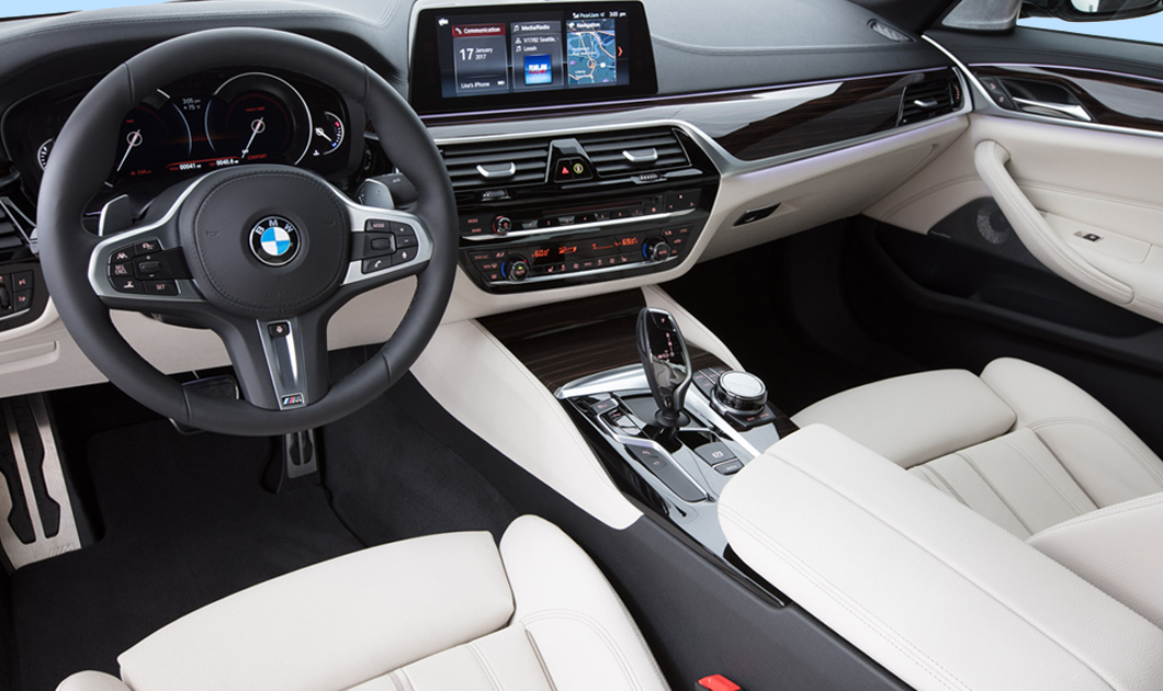 The Newly Redesigned & Enhanced BMW 5 Series