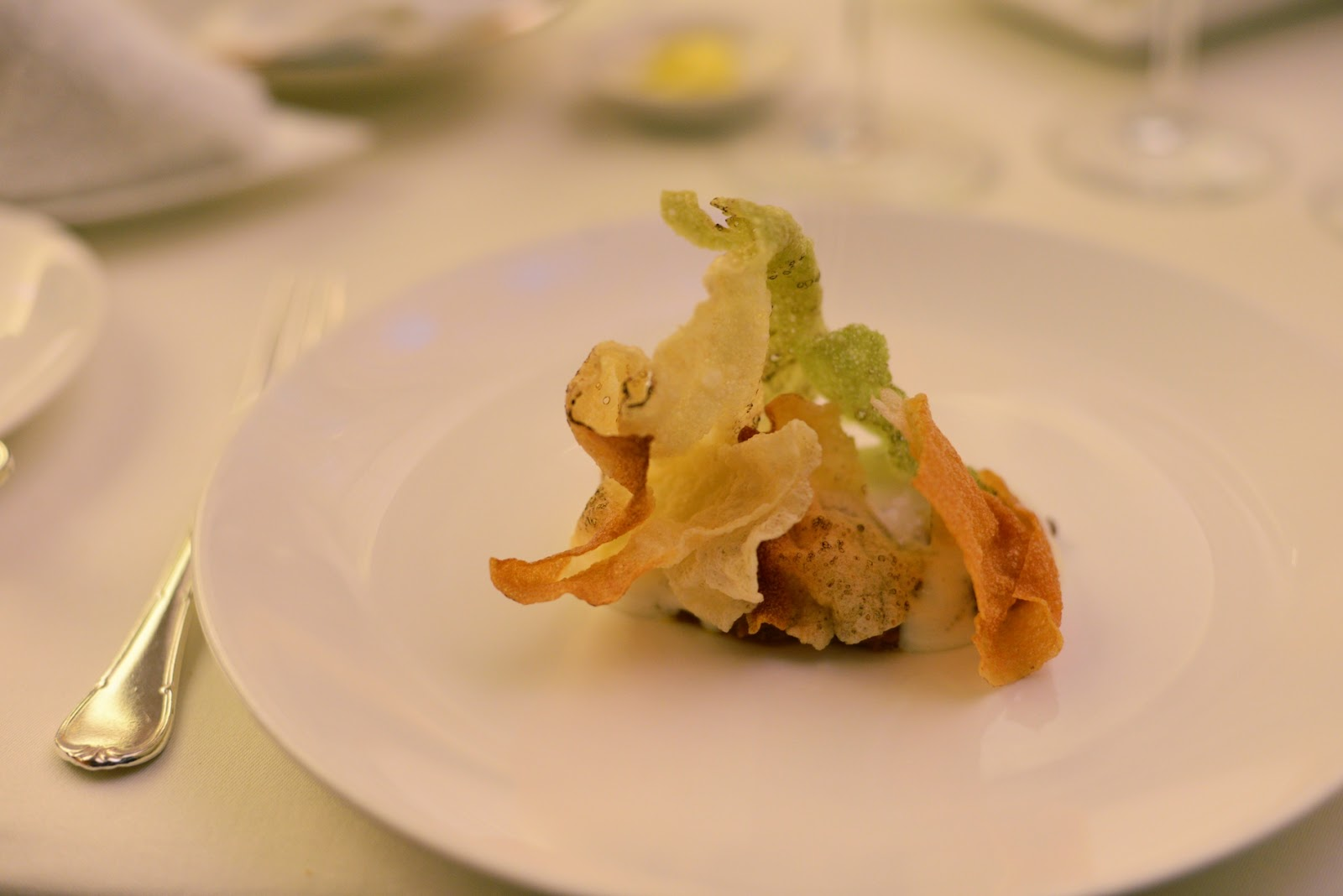 Masterful Nine-course Dinner by Two Michelin Stared Chefs