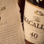 A Brilliant Choice: Macallan's 40-Year Sherry Oak Scotch