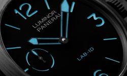 Panerai's New Oil-Free Lab-ID Timepiece