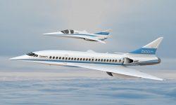 Richard Branson's Innovative Supersonic Jet For 2020
