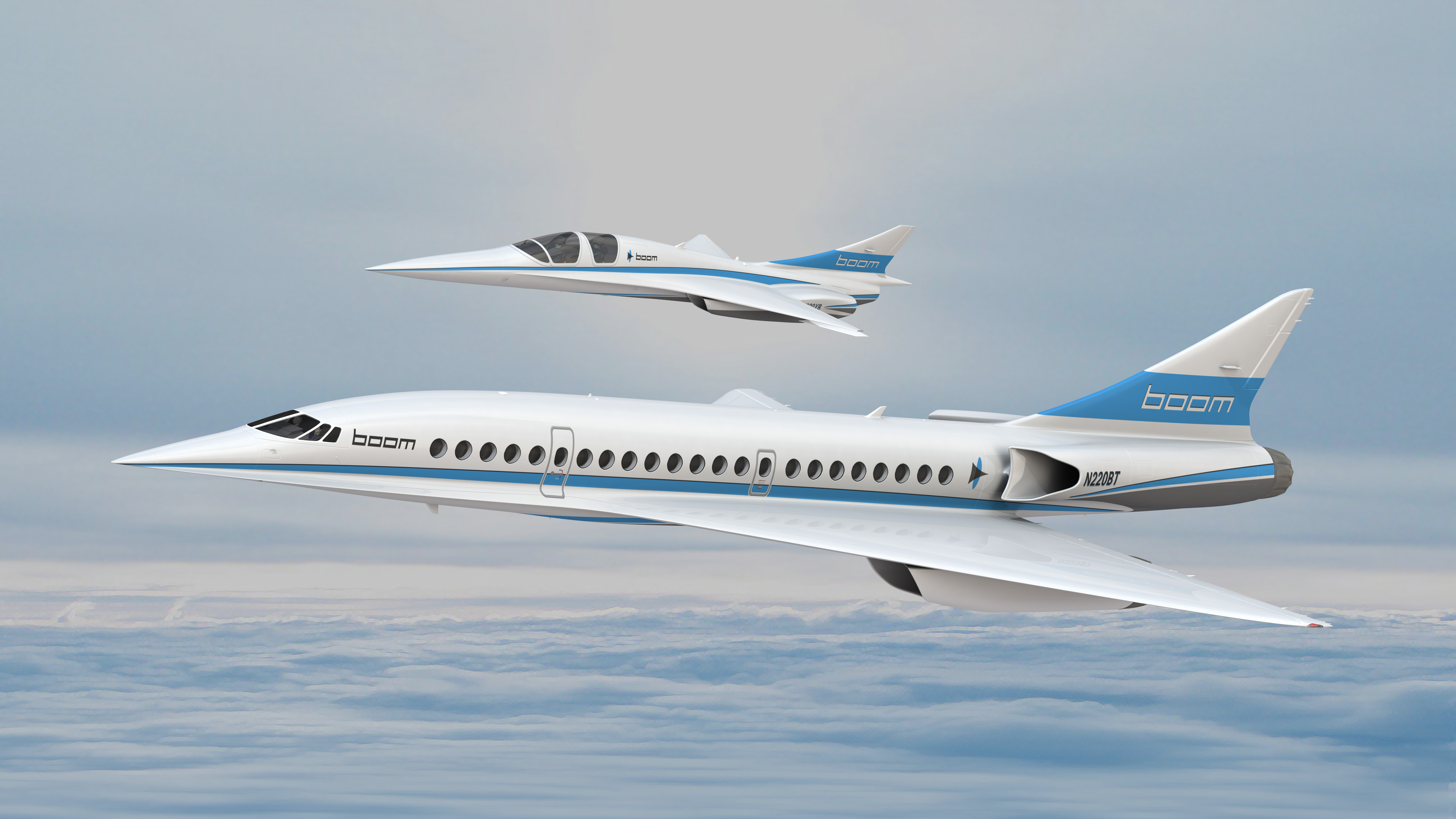 Richard Branson's Innovative Supersonic Jet For 2020