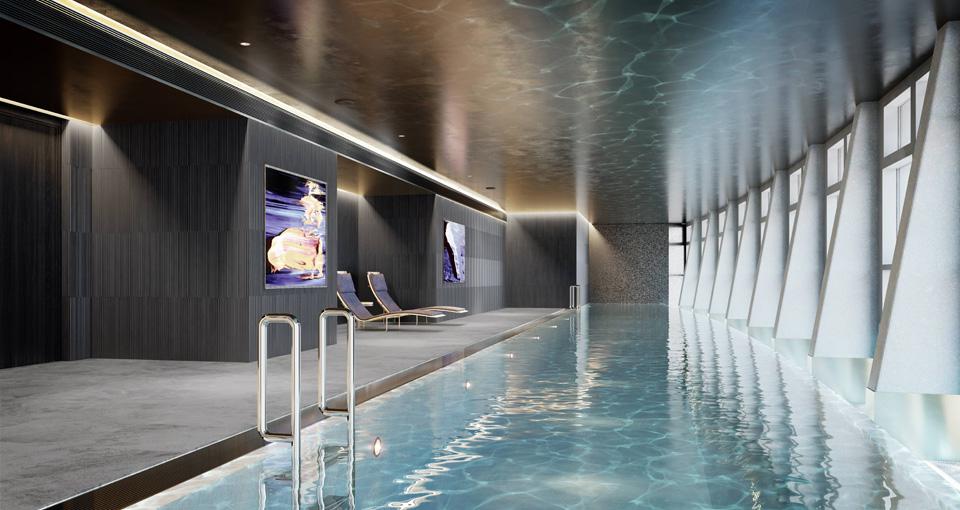 London's Luxurious Centre Point Penthouse