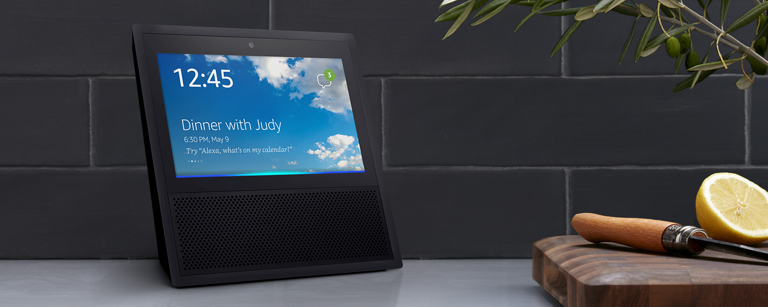 Echo Show from Amazon: Your Gateway to Smarter Living