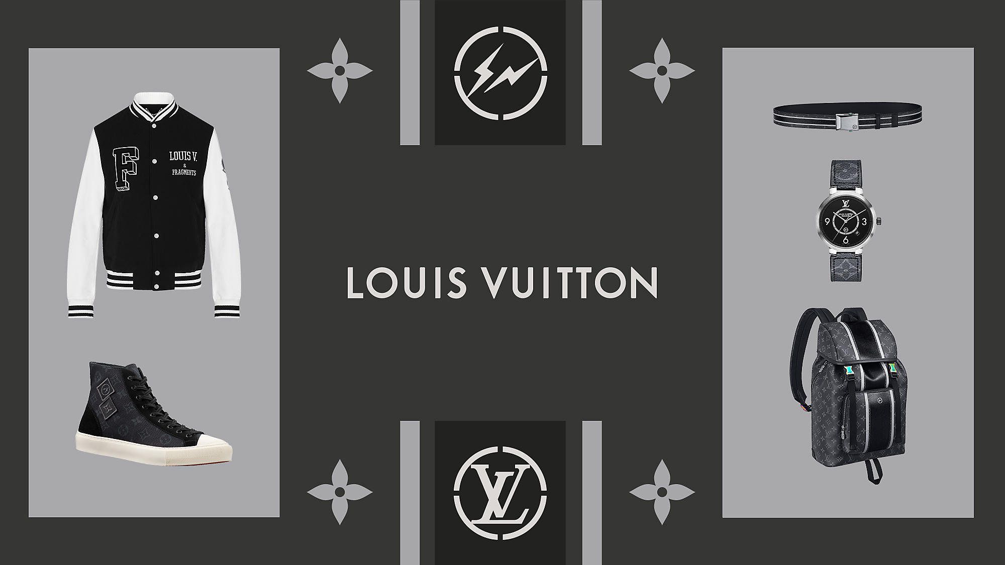 Louis Vuitton teams up with Fragment Design