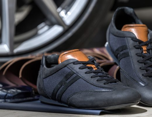 Limited Edition Aston Martin x Hogan Sneaker Collection