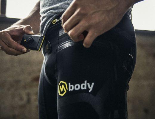 Myontec's MBody tech shorts