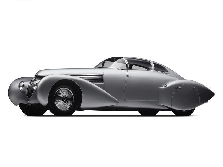 1938 Dubonnet Xenia Coupé by Saoutchik: Concours of Elegance UK