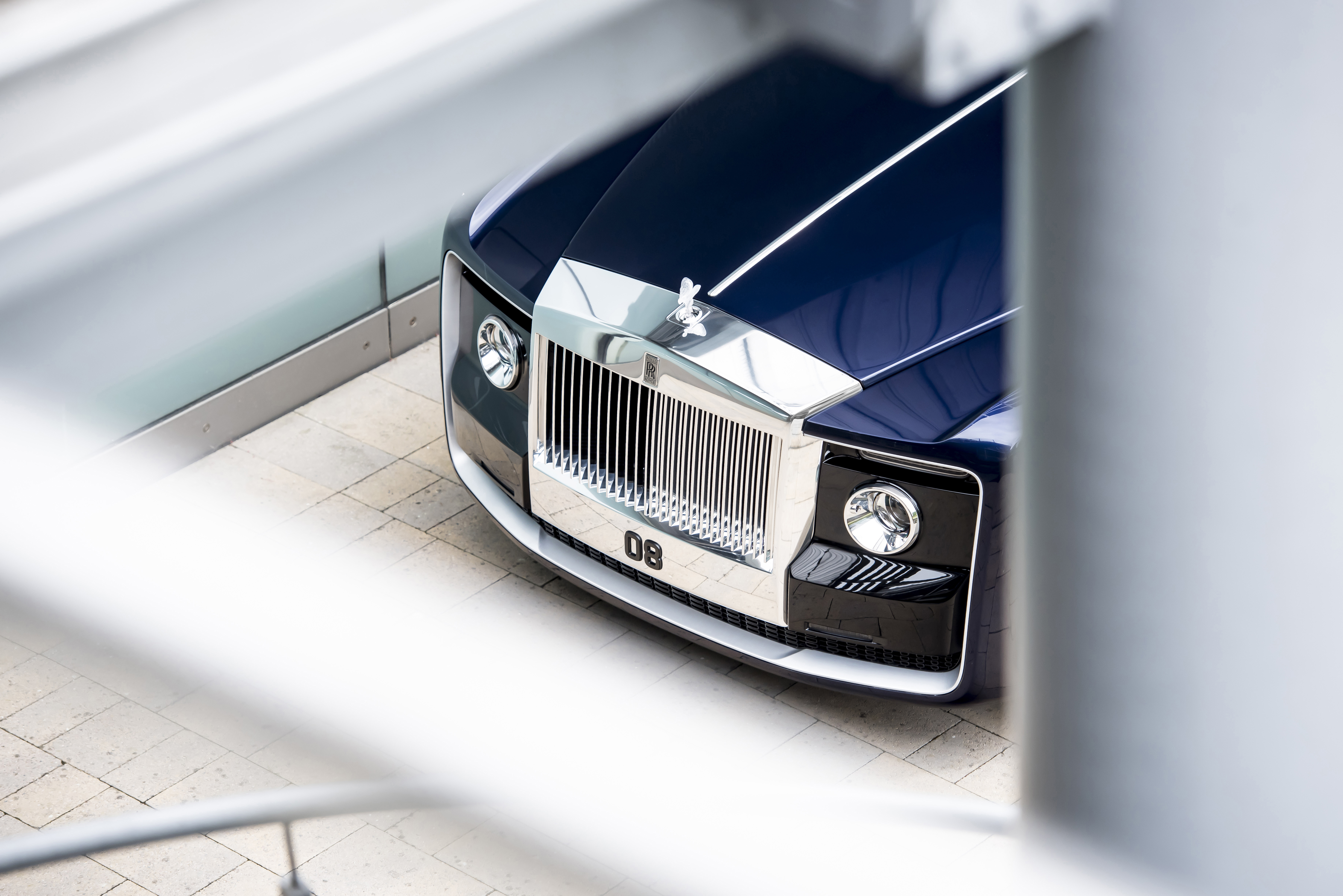 The Rolls-Royce Sweptail