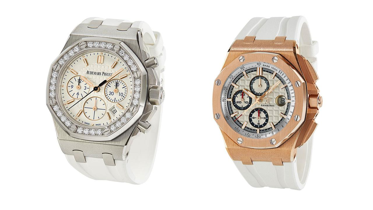 A Birthday Timepiece: Audemars Piguet Royal Oak Offshore Hotel Byblos
