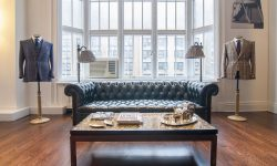 Huntsman Opens A New Pied-A-Terre in NYC