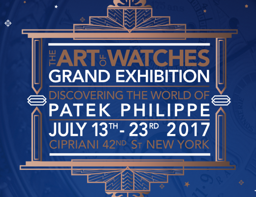 The Art of Watches Grand Exhibition 2017: Discovering The World of Patek Philippe