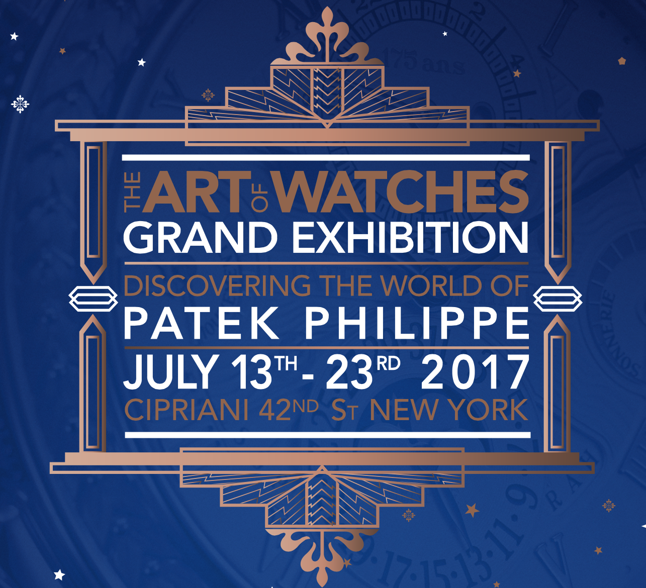 Art of Watches Grand Exhibition: Patek Philippe