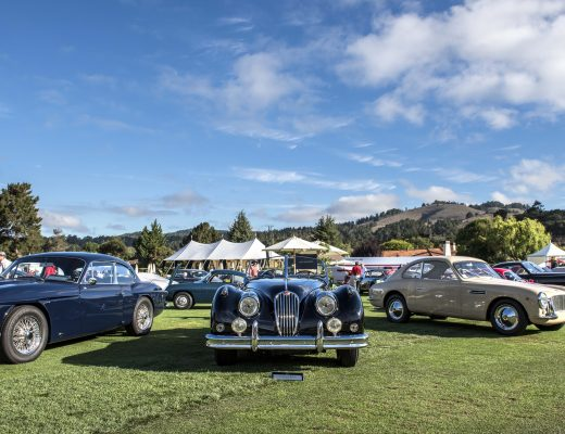 The 15th annual The Quail, A Motorsports Gathering