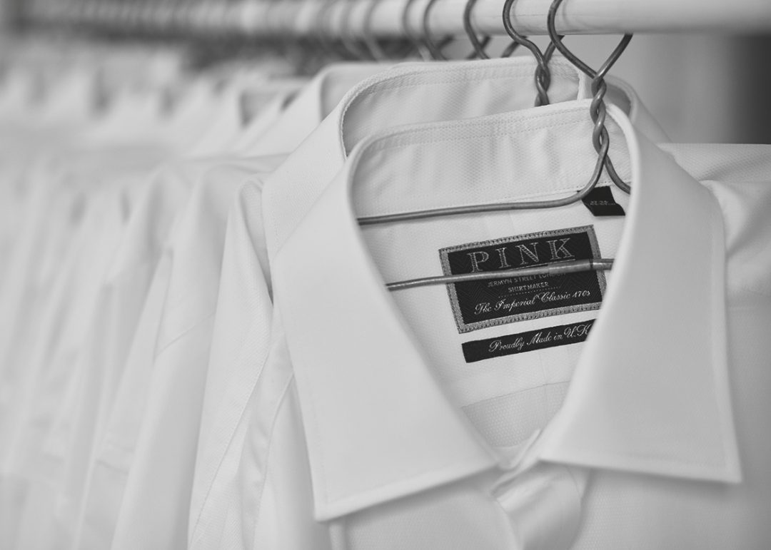 Meet The Shirtmakers of Thomas Pink