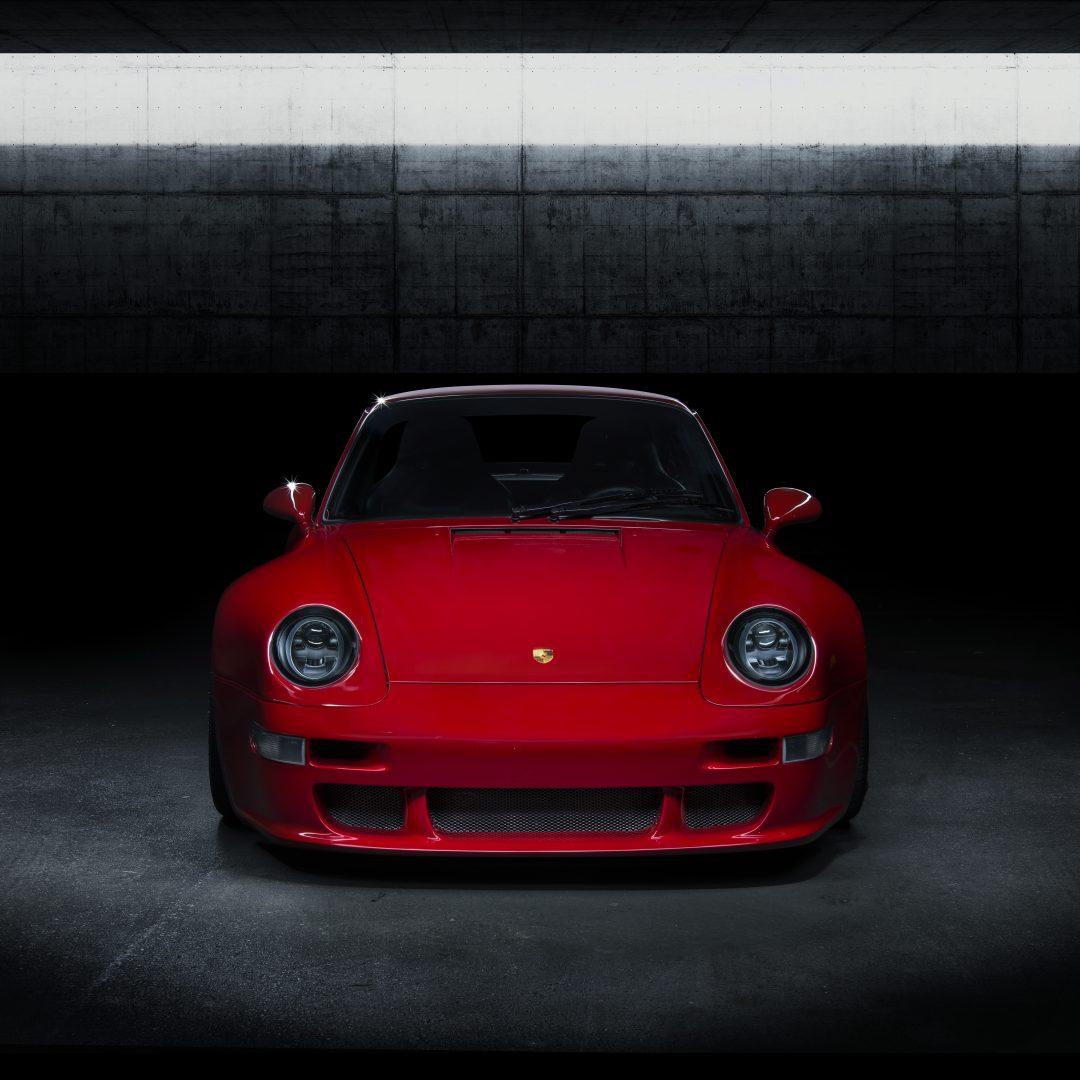 The Limited Edition Gunther Werks 400R: An Old Porsche