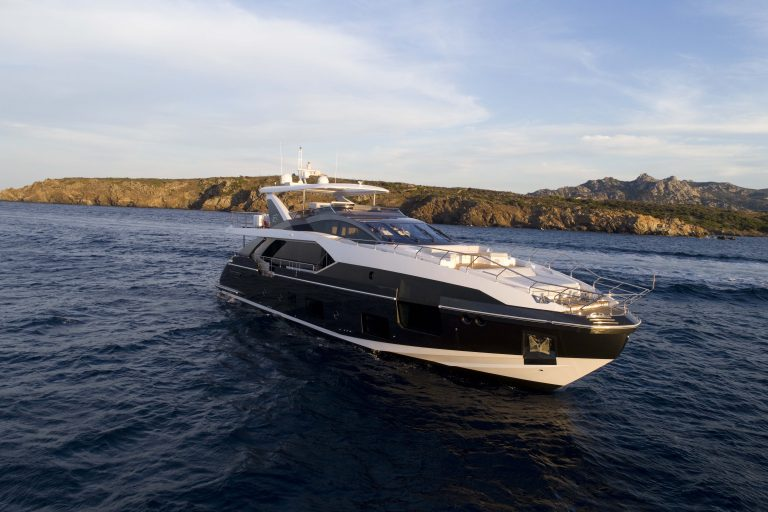 Azimut Yachts Adds Four New Models