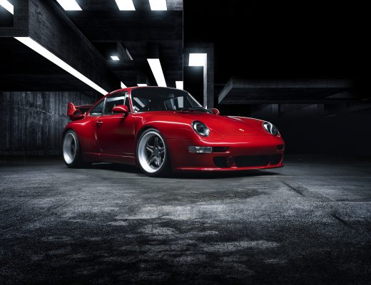 The Limited Edition Gunther Werks 400R: An Old Porsche Made New