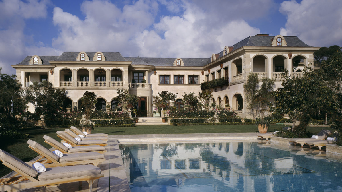 Bel Air Mansion Listed For $85 Million