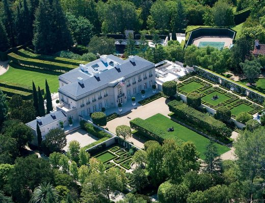 Most Expensive Home in America: Beverly Hillbillies Mansion Listed For $350M