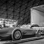 INFINITI To Showcase the Retro inspired 'Prototype 9' at 2017 Pebble Beach Concours d'Elegance