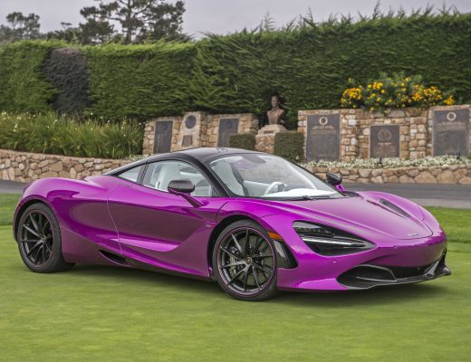 "McLaren Special Operations delivers ""Fux Fuchsia"" 720S at Pebble Beach Concours d'Elegance"