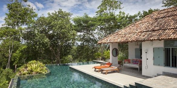 Southeast Asian Escape: The Magnificent Sisindu T Villa in South Sri Lanka