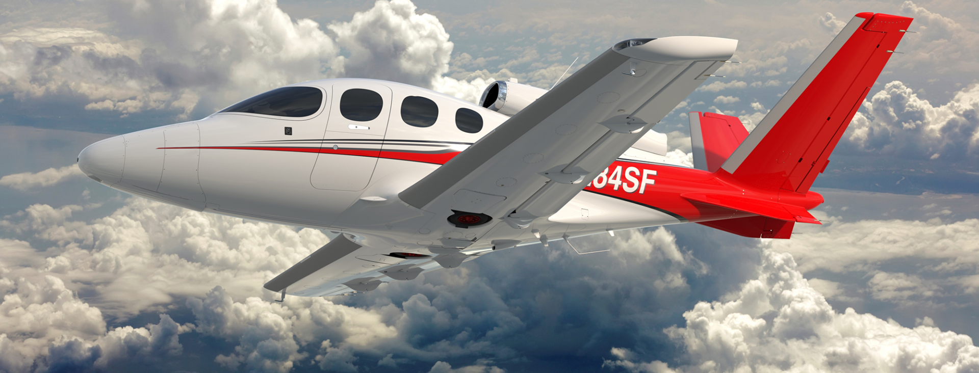 Cirrus starts deliveries of the Vision Jet