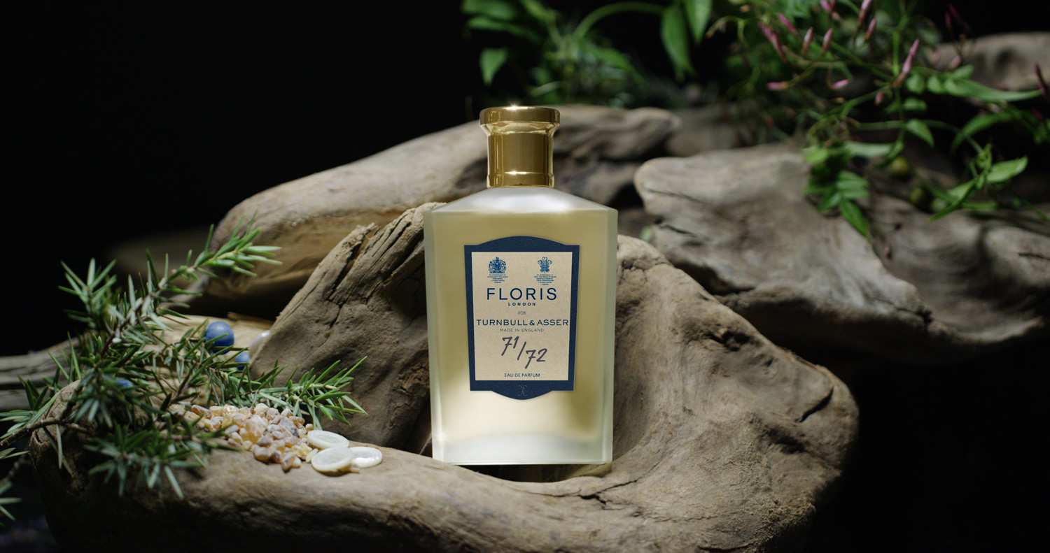An Elegant Scent: Floris London 71/72 For Turnbull & Asser